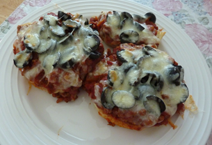 Don Peppe Originale pizza Šunková